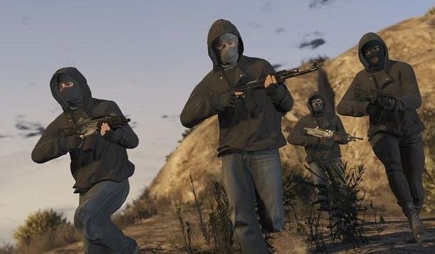 GTA Online Mission
