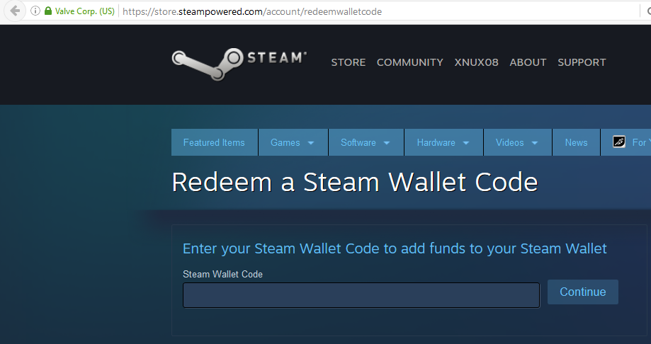 steam wallet redeem code hack