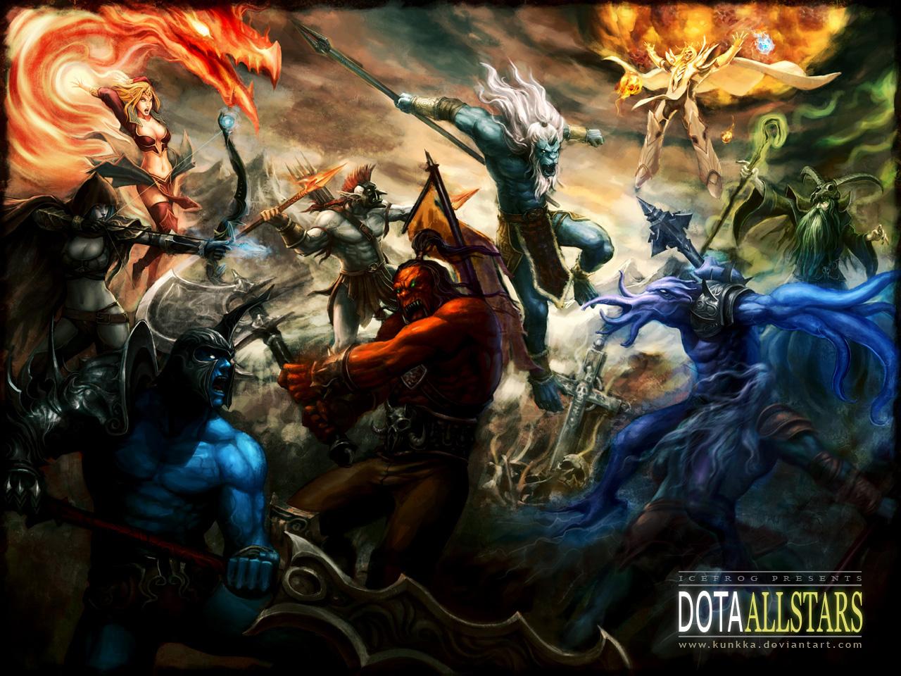 Sejarah DotA – Part 1
