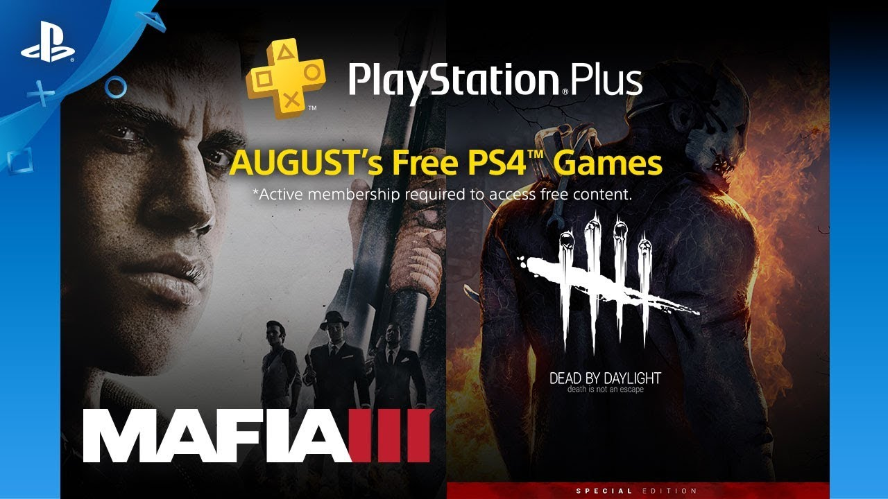 PS Plus Free Games Agustus 2018