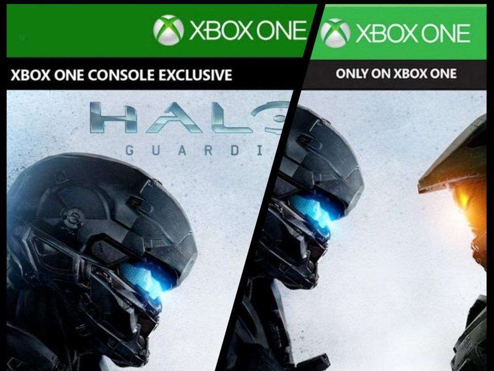 Halo 5 Box Art Pic