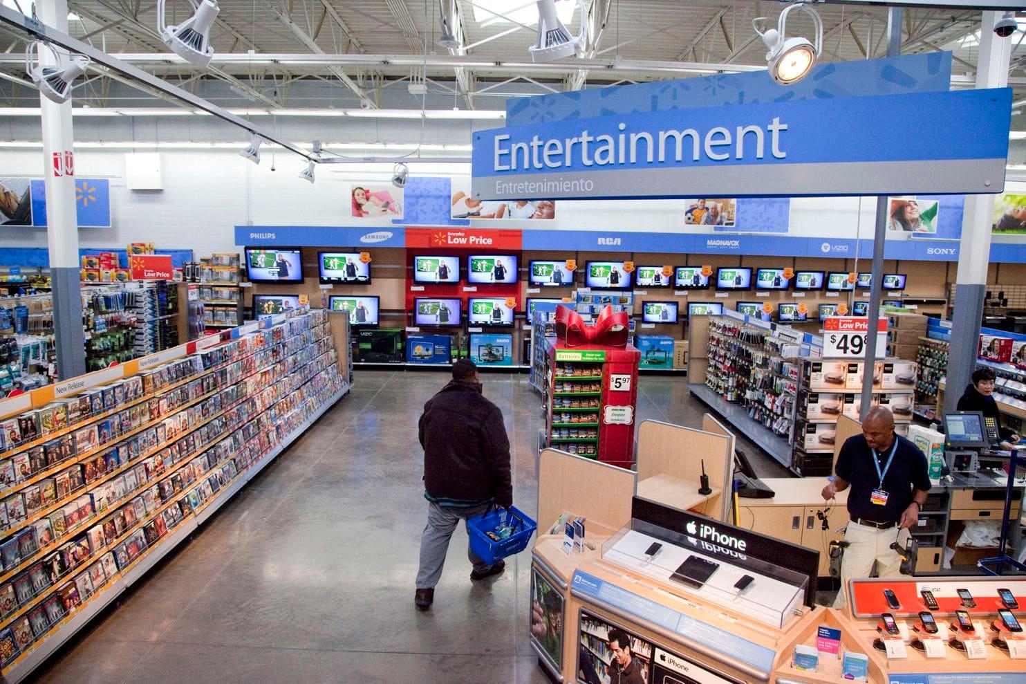 Walmart Menarik Semua Video Games dengan Kekerasan