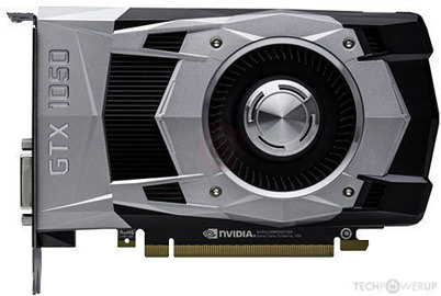 Graphic Card paling populer NVIDIA GeForce  GTX 1050 (5,31%)