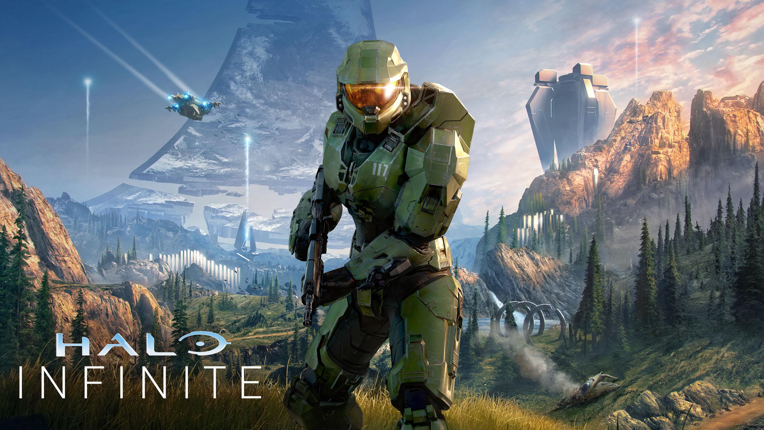 Halo Infinite Gameplay Perdana