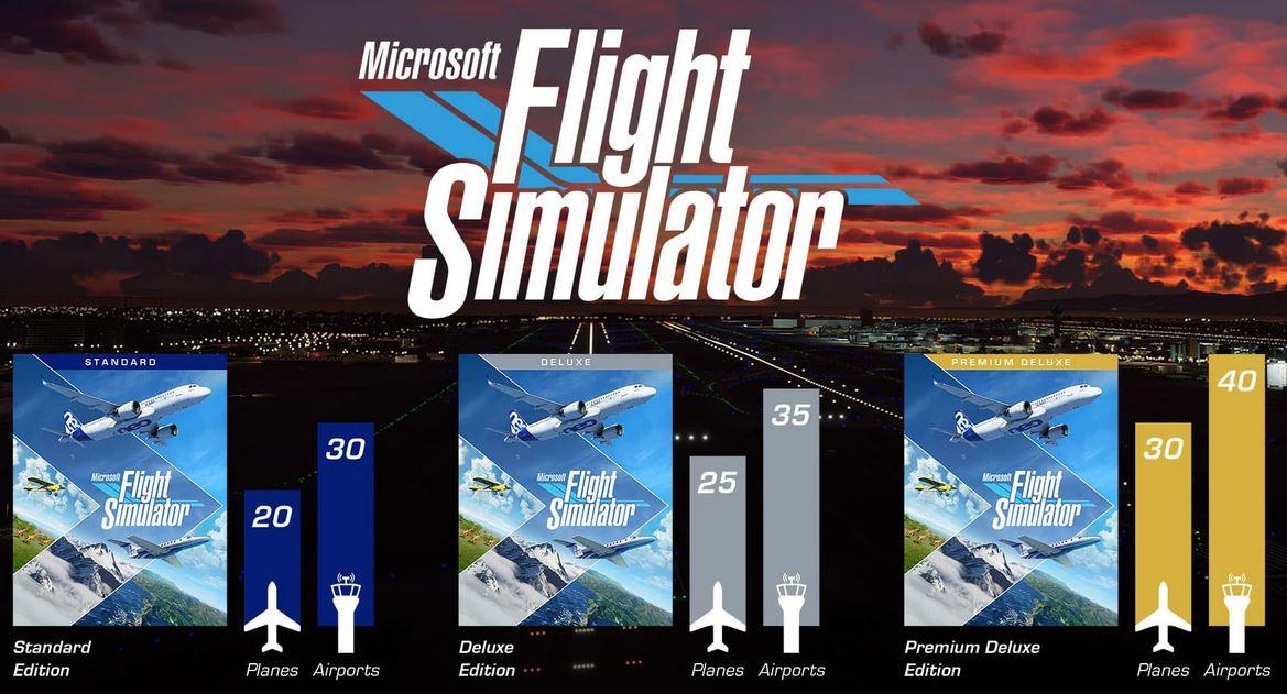 Microsoft Flight Simulator Pre-Order