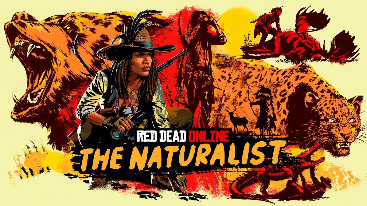 Read Dead Online The Naturalist