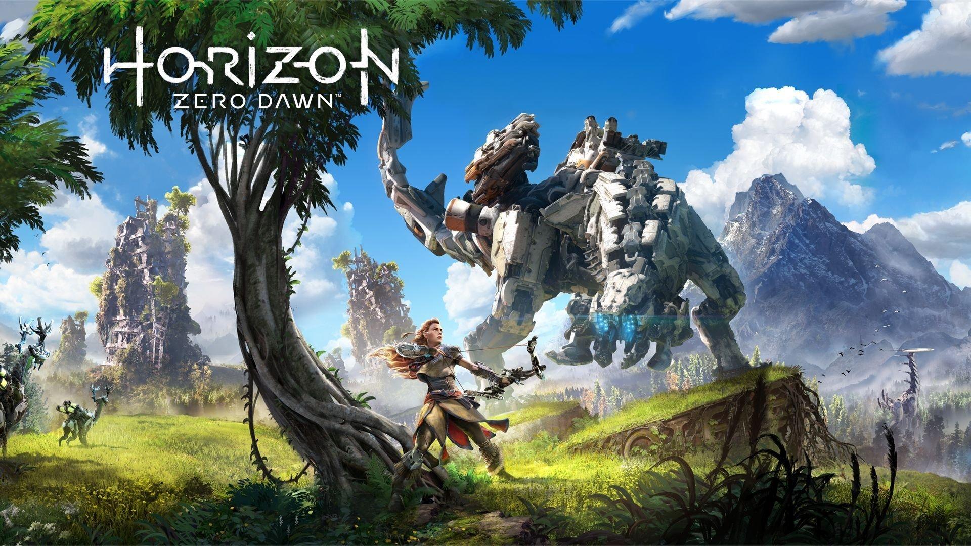 Spesifikasi Horizon Zero Dawn