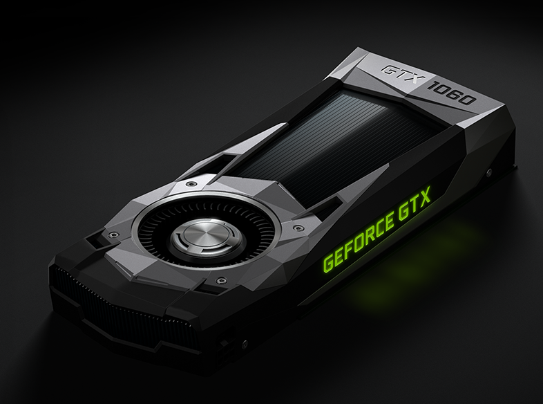 Graphic Card paling populer NVIDIA GeForce GTX 1060 (11,73%)