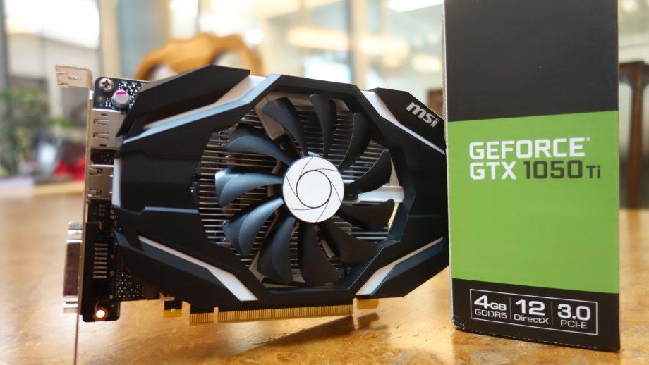 Graphic Card paling populer NVIDIA GTX 1050 Ti (8,34%)