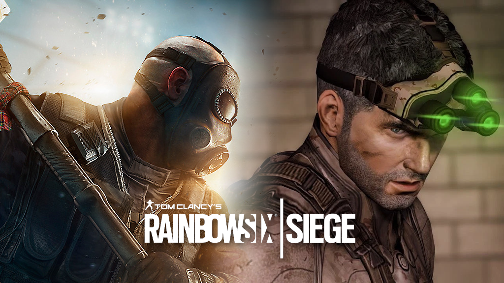 Leak Rainbow Six Siege