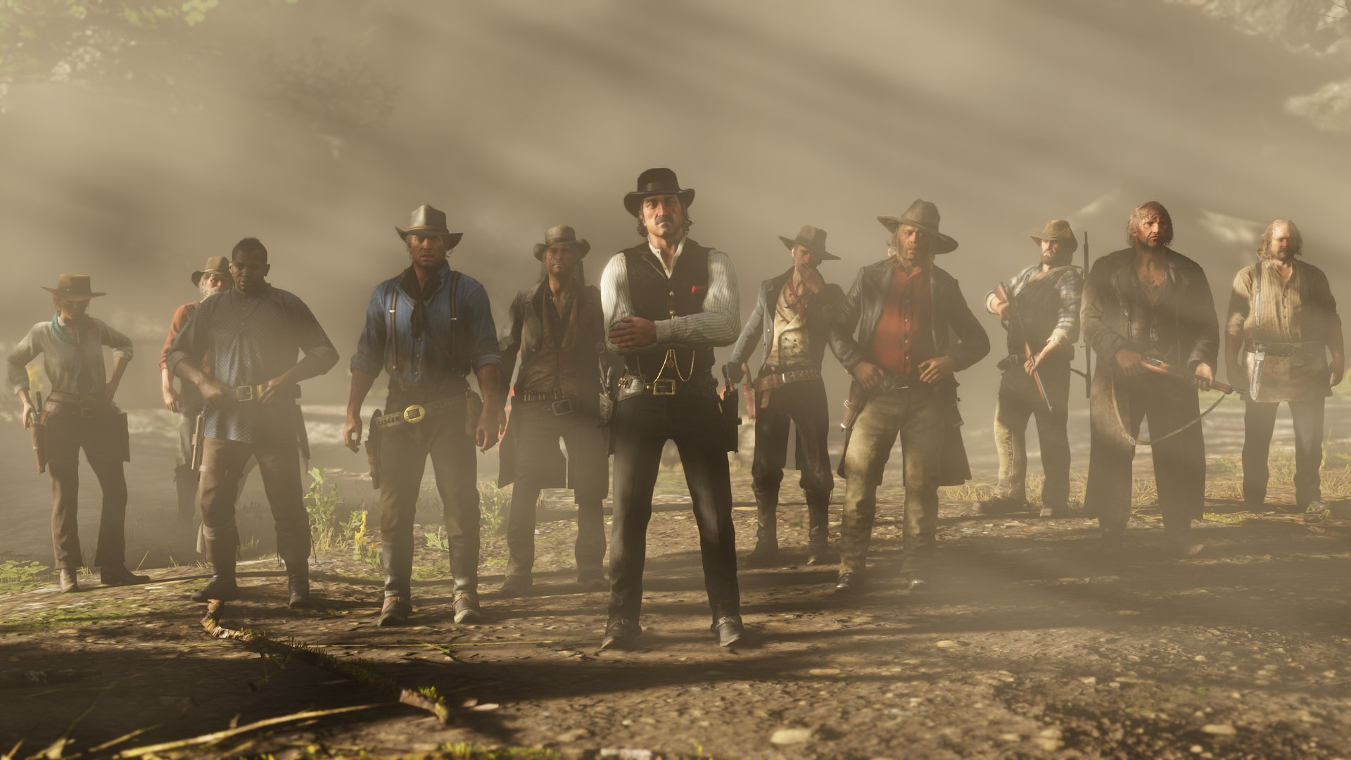 Rockstar Update Red Dead Online