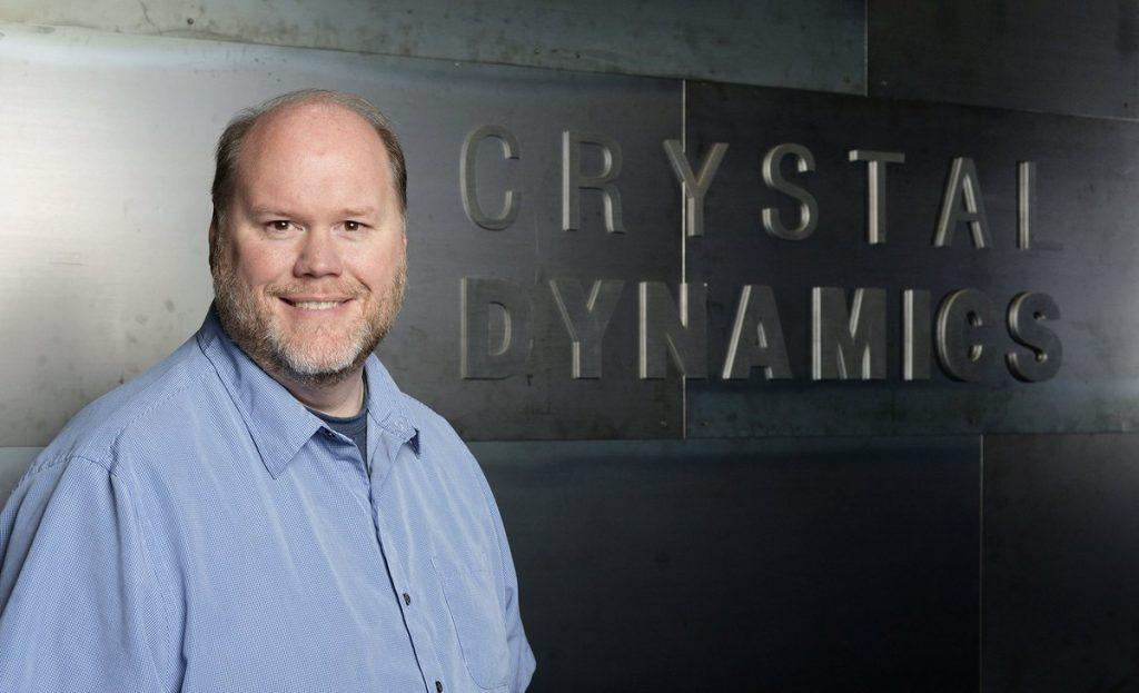 Scot Amos, Crystal Dynamics