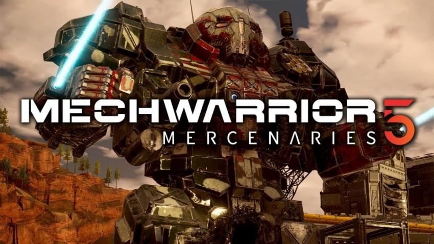 Feature Baru Epic Games - MechWarrior 5