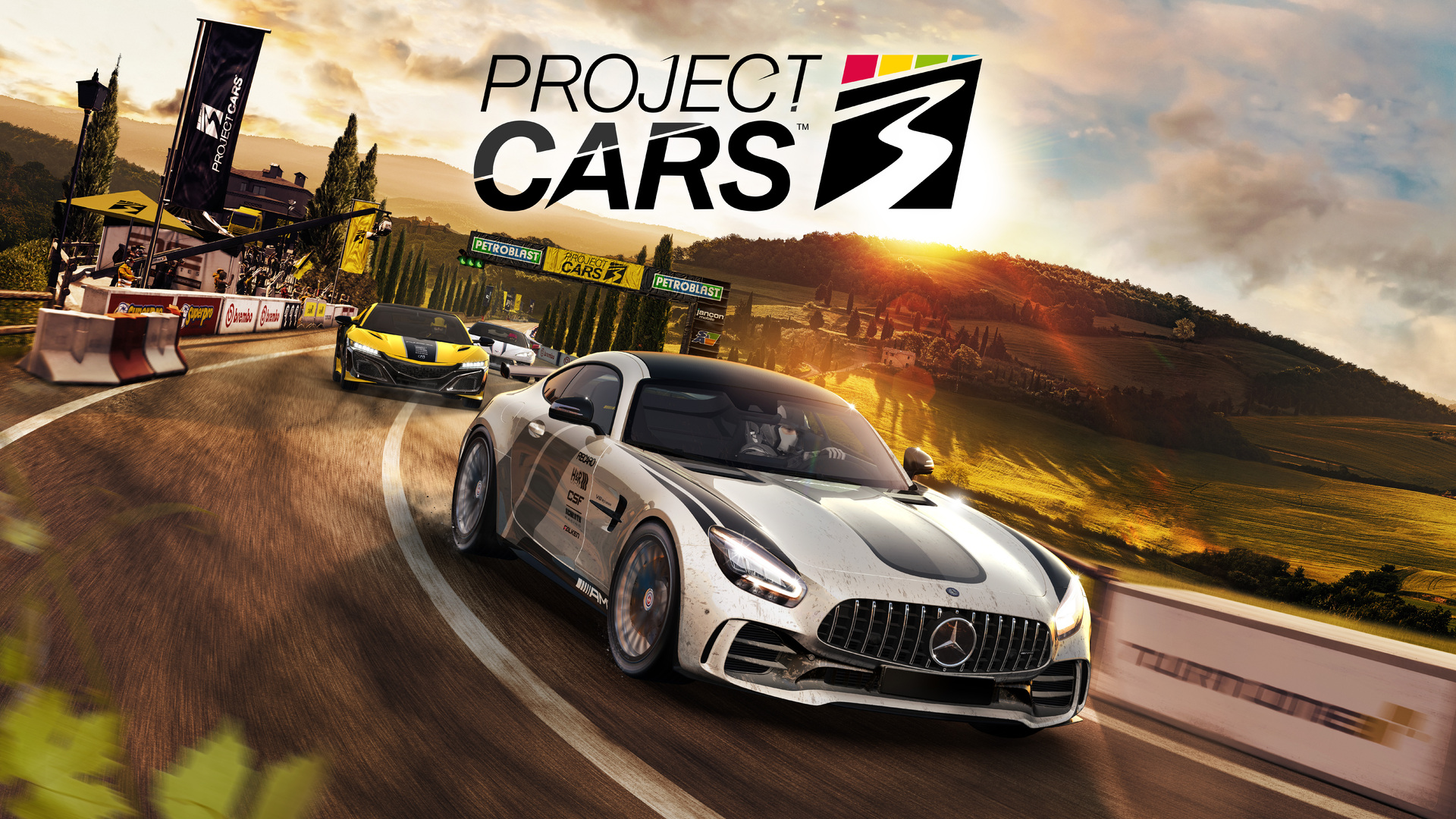Project Cars 3 Trailer